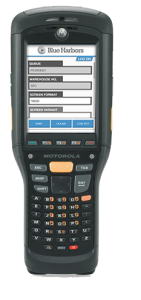 SAP RF Mobile Solution - Blue Harbors