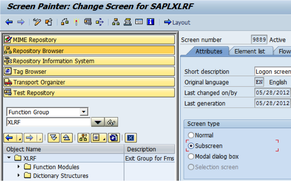 Customizing SAP RF Mobile Screens - Blue Harbors